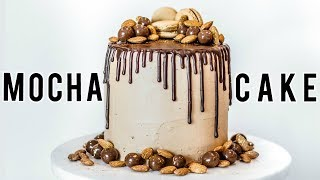 MOCHA CAKE | Baking with Meghan