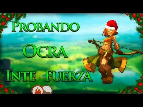 DOFUS - PROBANDO OCRA INTE/FUERZA 2.45