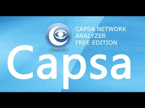 Capsa Network Analyzer Free Edition 7.7 - video review by SoftPlanet