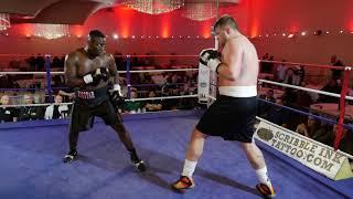 IBA Boxing - Ziggy v Jake Darnell - City Pavilion