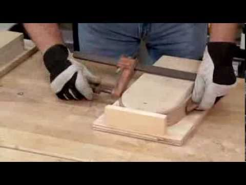 How To Bend Wood with the Earlex Steam Generator
