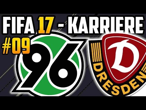 Tabellenführer HANNOVER 96 - FIFA 17  Dresden Karriere: Lets Play #09