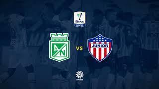 Atlético Nacional vs Junior FC Fecha 13