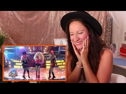 Vocal Coach REACTS To TNT BOYS As Christina Aguilera, Pink And Mya | Lady Marmalade