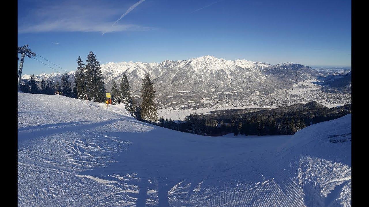 Garmisch Partenkirchen Kandahar