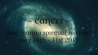 Cancer - Spirit has surprises ahead for you! - Spiritual Reading May 16th - 31st