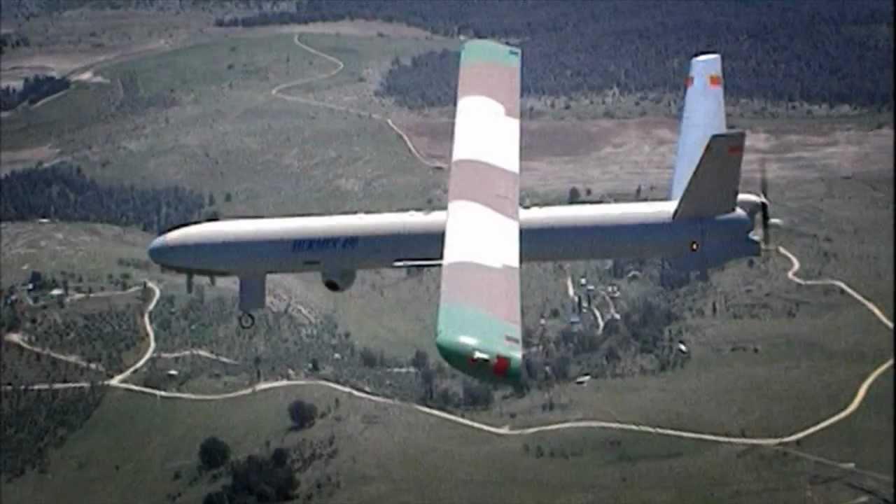 הכירו את הרמס 450: כלי טיס למשימות מיוחדות