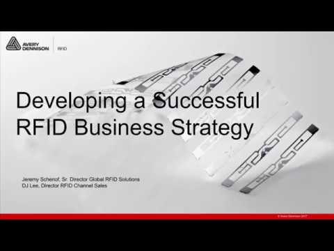Developing A Successful RFID Business Strategy