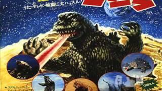 Rock Rock Godzilla