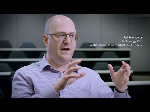 Avi Aronovitz – Global Online MBA Student 2015-2017