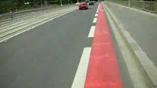 World's Stupidest Bikes Lanes -- Prague