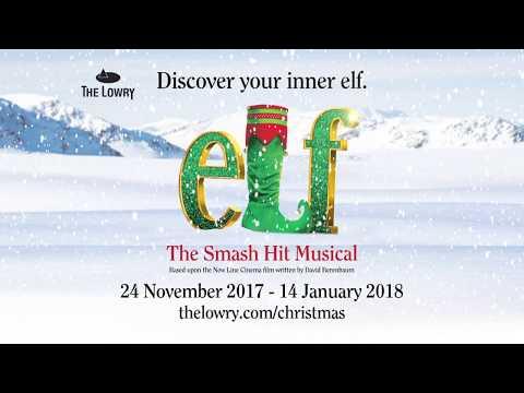 Elf The Musical - TV Advert