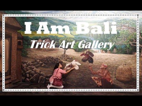 [ Wisata Bali ] Museum Tiga Dimensi Renon Denpasar
