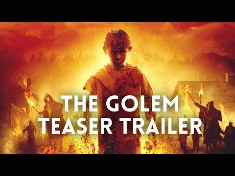 THE GOLEM - Movie Trailer 2018