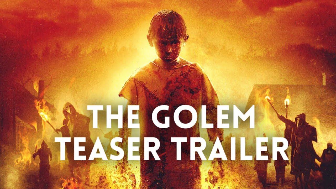 THE GOLEM - Movie Trailer 2018