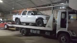 Policía de Córdoba desbarata una banda que robaba autos de alta gama