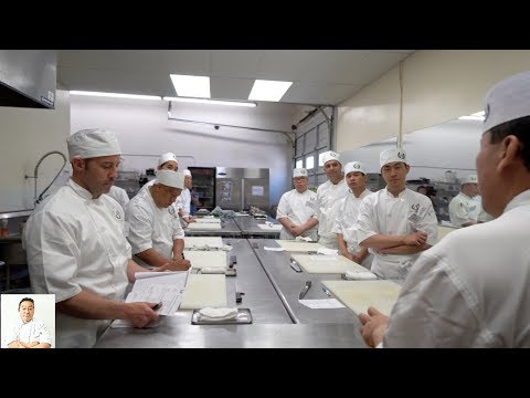 The Place To Learn Sushi | Sushi Chef Institute