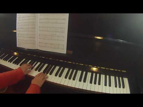 Wouldn't it be loverly? (from My Fair Lady)  |  ABRSM grade 3 piano list C 2019-2020