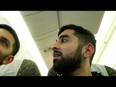 Flying To Karachi VLOG