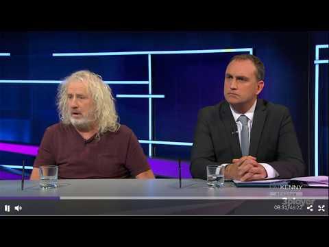 TV3 Pat Kenny show discusses PTsb loan book sale, 21st Feb 2018