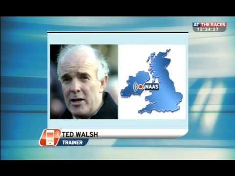 Cheltenham 2013: Ted Walsh interview
