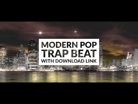 Modern Pop Trap Beat with Future Bass Vocals - Royalty Free Download