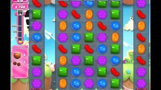 Candy Crush Saga, Level 726, 2 Stars, No Boosters