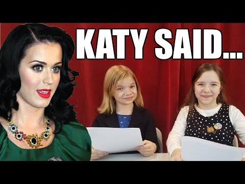 OMG Katy Perry said WHAT? The Real Fake News! | Babyteeth More!