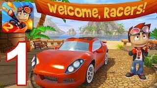 Beach Buggy Racing 2 - Gameplay Walkthrough Part 1 (iOS, Android)