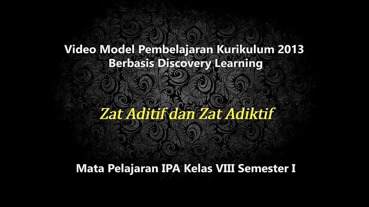 Video Pembelajaran Ipa Kelas Viii Delimawati S P Dewi
