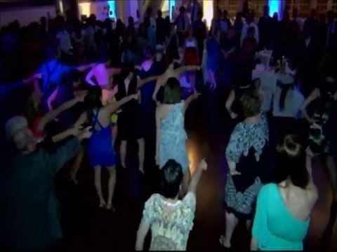 wedding flash mob dancing queen youtube