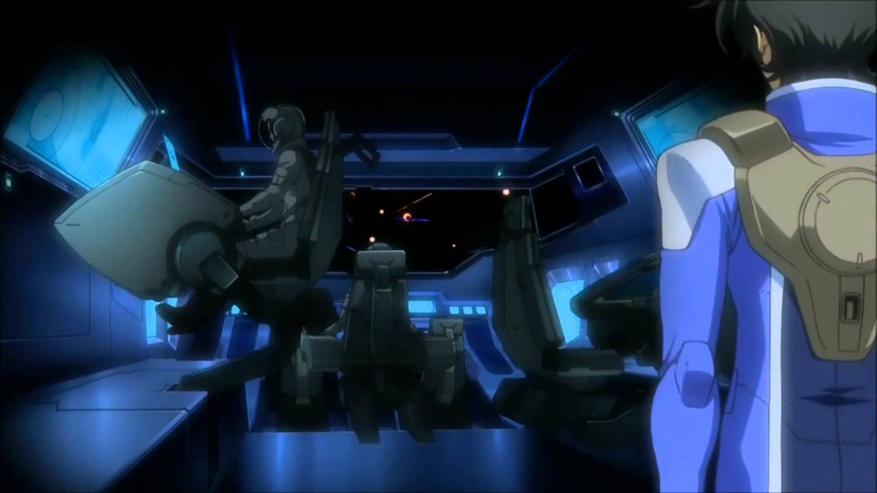 Gundam 00 Movie Setsuna Awakens Youtube