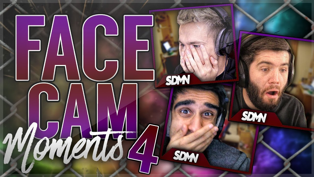 HILARIOUS SIDEMEN FACECAM MOMENTS! 4