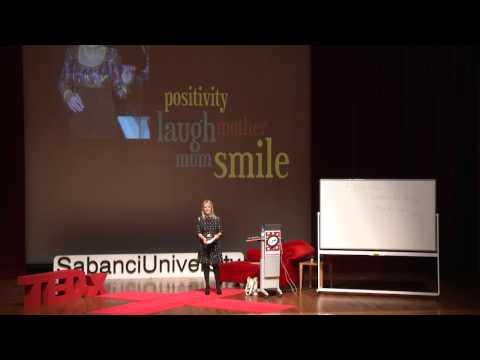 Slogans for life: Carole Hakko at TEDxSabanciUniversity