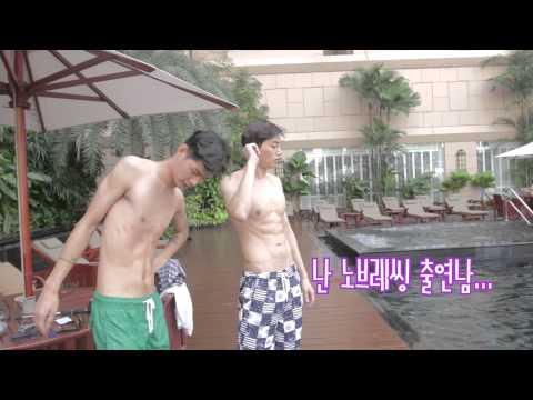 김재영,조민호,태은,이철우의 We love Thailand #3 (ENG sub)