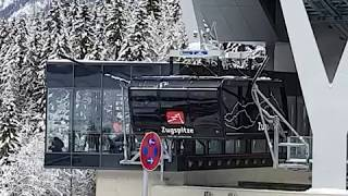 ABB technology powers new cable car Zugspitze - breaking 3 world records