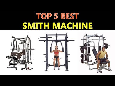 Best Smith Machine 2018
