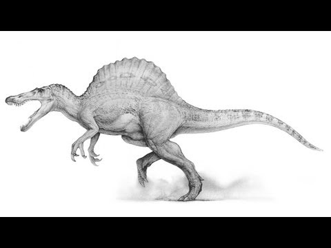 JURASSIC PARK III - Building the Spinosaurus Part 1 - BEHIND-THE-SCENES
