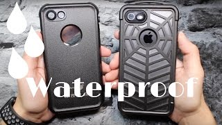 Battle Of The Waterproof Cases || iPhone 7!