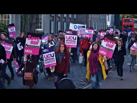 UCU Strike Explained | The Biggest Paycut in the History of Higher Education