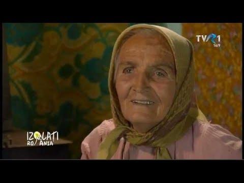 Izolaţi în România: Bătrânii singuri din cătunele judeţului Alba (@TVR1)