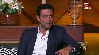آسر ياسين: نجل