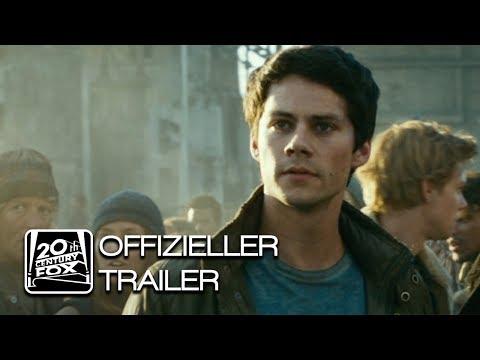 Maze Runner: Die Auserwählten in der Todeszone | Offizieller Trailer 1 | Deutsch HD German (2018)