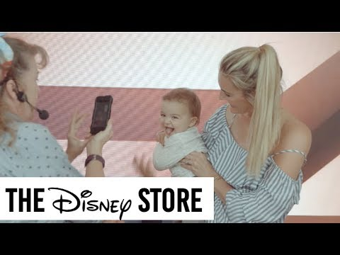 We Checked Out The New Interactive Disney Store!