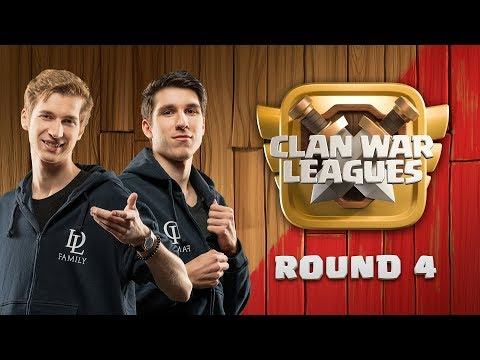 Clash Of Clans UPDATE - Clan War Leagues - TH12 Best Attacks - Round 4
