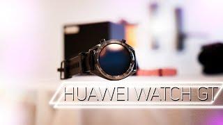Huawei Watch GT Hands-on: Huawei's Galaxy Watch Competitor