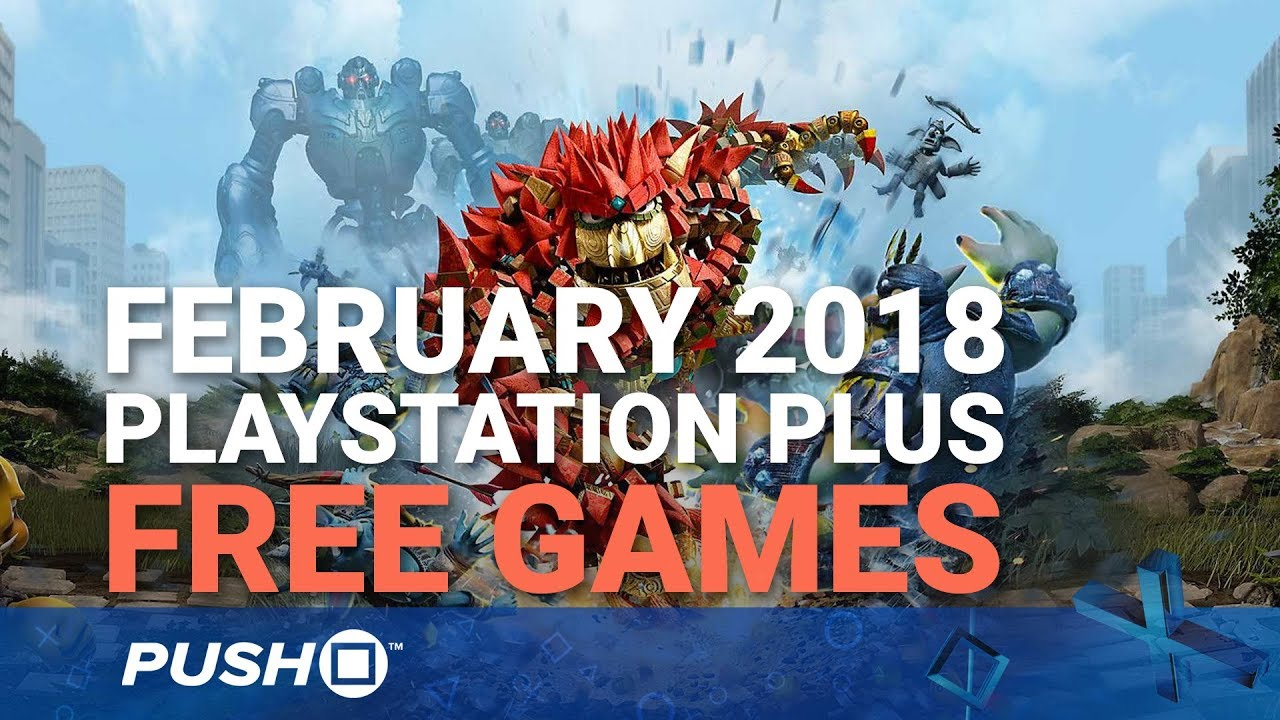 Free Ps Plus Games Announced February 2018 Ps4 Ps3