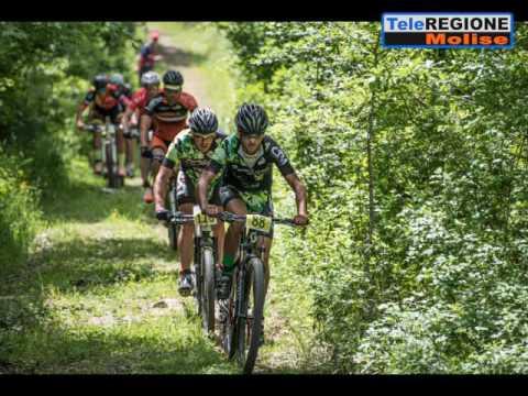 Mountain bike, grande successo per Cross country organizzata a Sessano - 30/05/2...