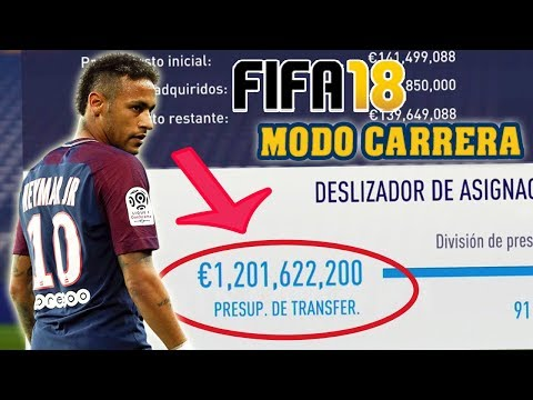 COMO VOLVERTE MILLONARIO EN MODO CARRERA - FIFA 18 Modo Carrera Glitch