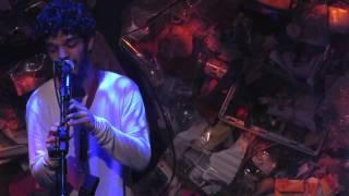 Ninguém Viu (ao vivo) - Pitanga em Pé de Amora no Itaú Cultural - 11/06/2011